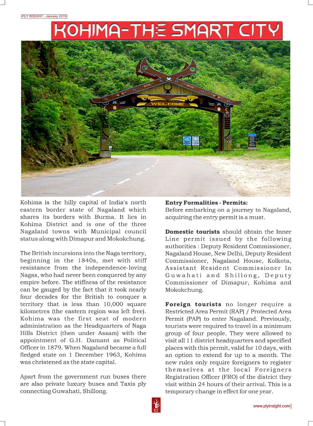 Kohima Smart City
