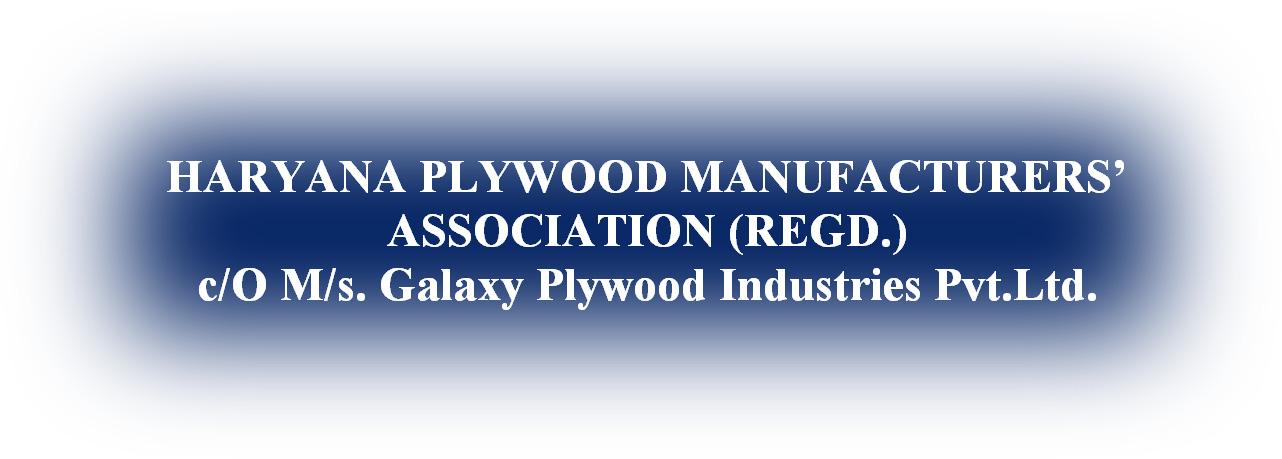 Haryana Plywood Manufacturers Association