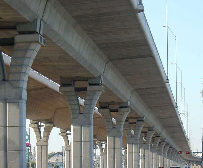18 km bridge haryana
