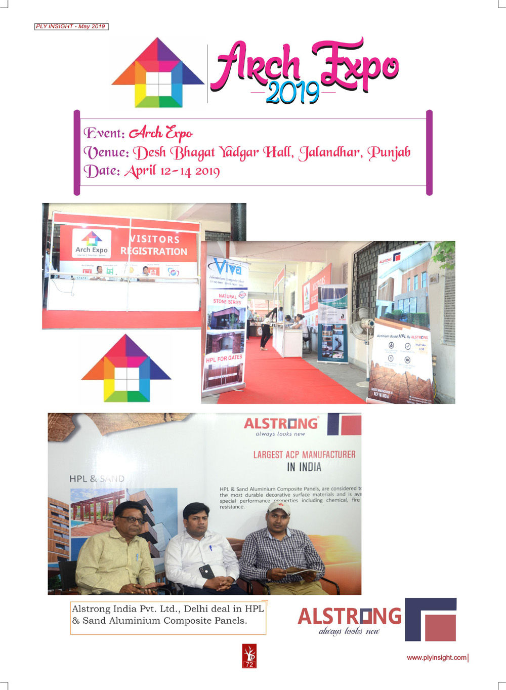 Arch Expo 2019