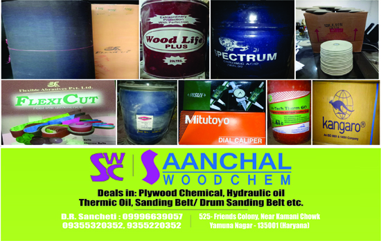 Saanchal Woodchem