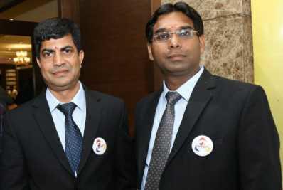 श्री रोहित वशिष्ठ और श्री गौरव मित्तल