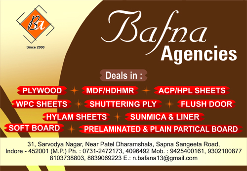 Bafna Agencies