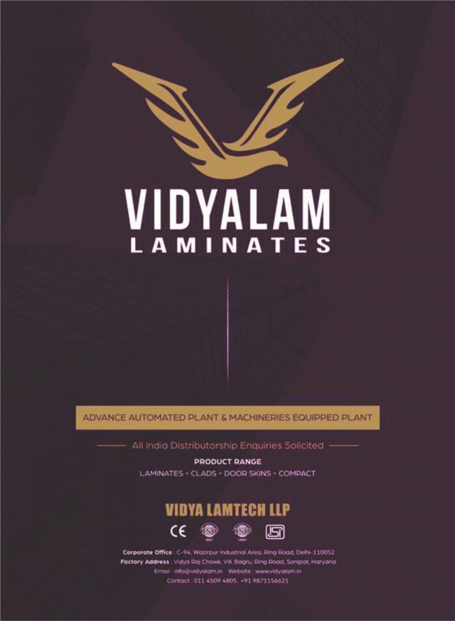 Vidya Laminates